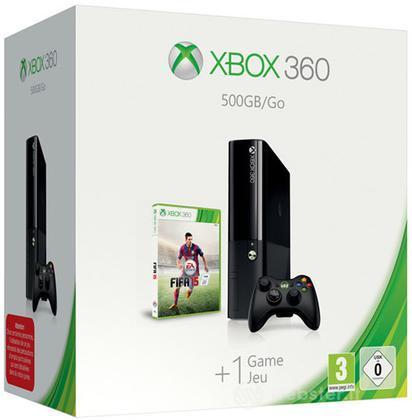 XBOX 360 500GB Stingray + Fifa 15