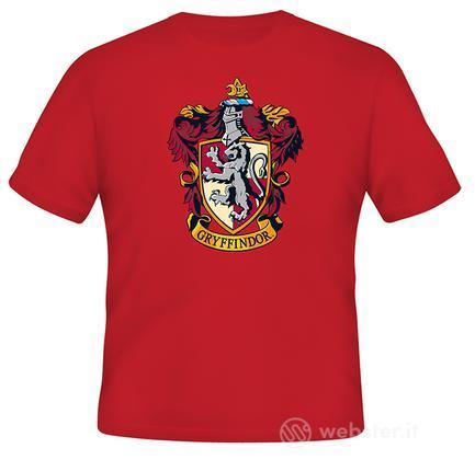 T-Shirt Harry Potter Gryffindor M