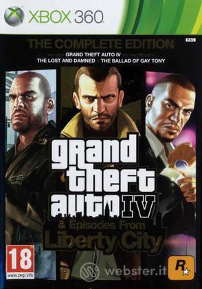 GTA IV Edizione Completa (UK)