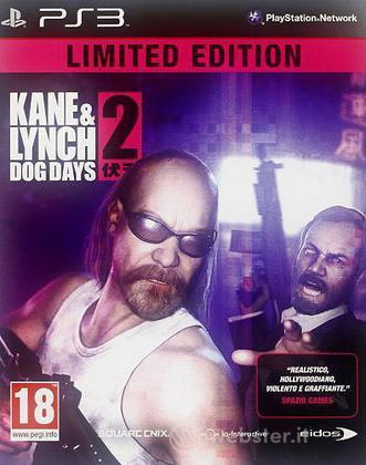 Kane & Lynch 2 Special Edition
