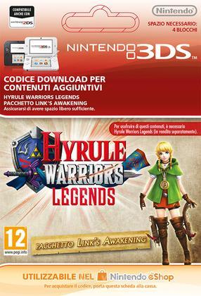 Hyrule Warriors Legends: Links Awakening