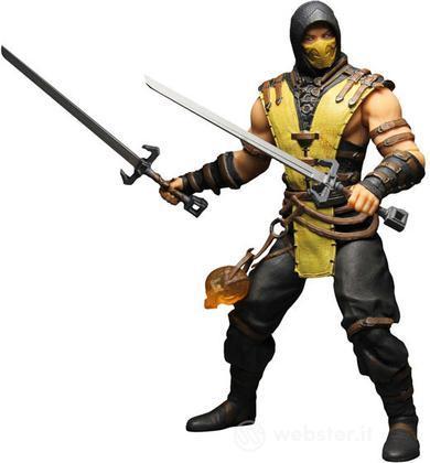 Figure Mortal Kombat X - Scorpion 30cm