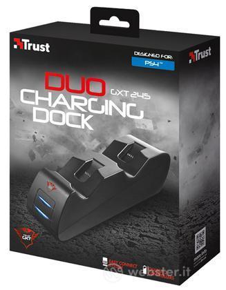 TRUST GXT 245 Duo Charging Dock PS4