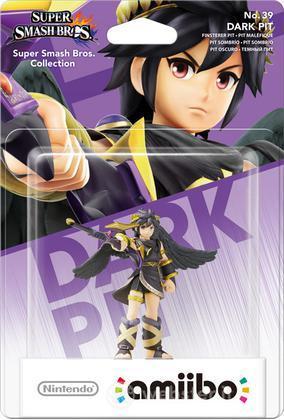 Amiibo Pit Oscuro