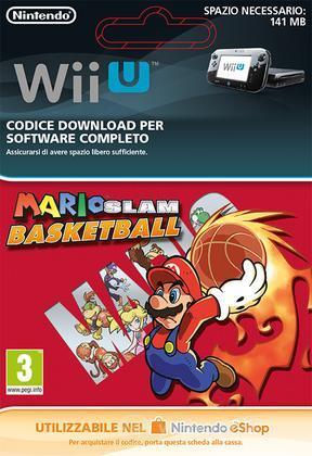 Mario Slam Basketball