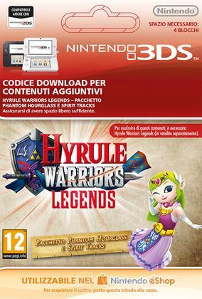 Hyrule Warriors Legends: PH & ST Pack