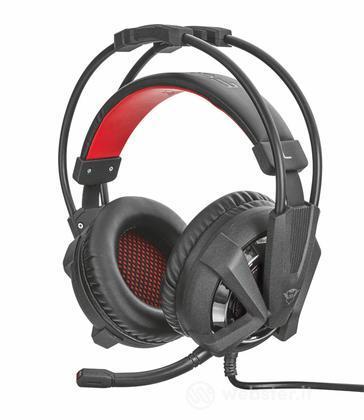TRUST GXT 353 Cuffie Vibration PS4
