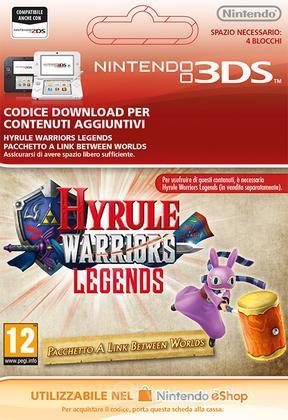 Hyrule Warriors Legends: ALBW Pack