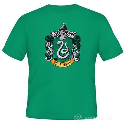 T-Shirt Harry Potter Slytherin S