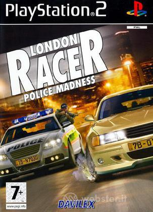 Police Madness London Racer