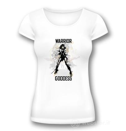 T-Shirt Wonder Woman War. Goddes Donna L