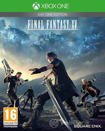 Final Fantasy XV Day 1 Edition