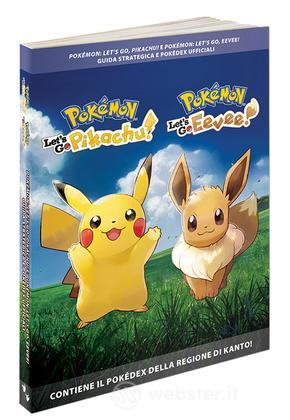 Pokemon: Let's Go - Guida e Pokedex Uff.