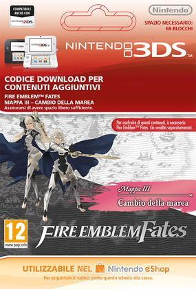 Fire Emblem Fates III: The Changing Tide