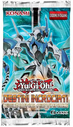 Yu-Gi-Oh! Destini Incrociati Ed. Advance