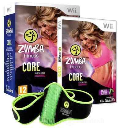 Zumba Fitness Core + Cintura