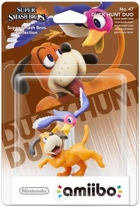 Amiibo Duck Hunt