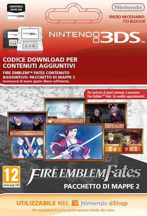Fire Emblem: Fates Map Pack 2