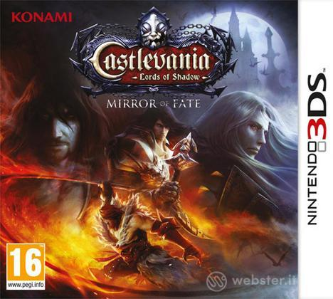 Castlevania L. of Shadow-Mirror of Fate