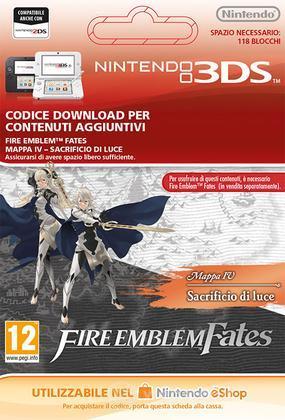 Fire Emblem: Fates IV: Light's Sacrifice