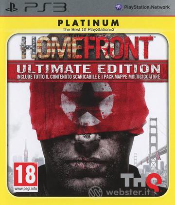 Homefront Ultimate Ed. Platinum