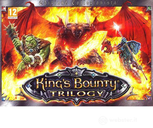 Kings Bounty Trilogy Deluxe DVD