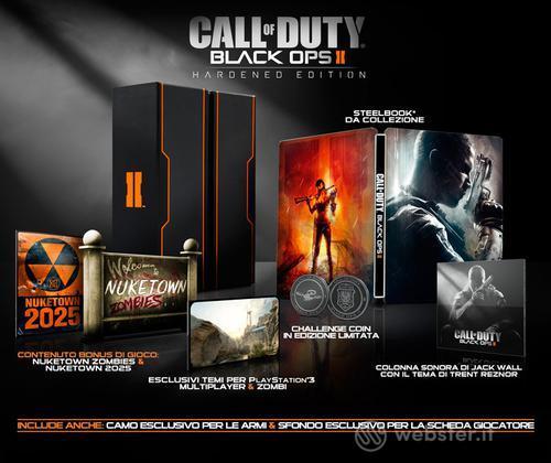 Call of Duty Black Ops II Hardened Ed.
