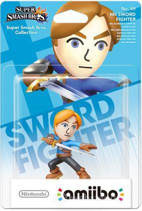 Amiibo Mii Sword Fighter