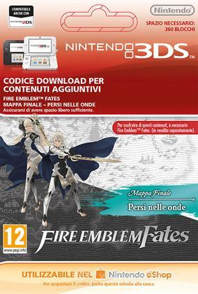 Fire Emblem Fates End: Lost in the Waves