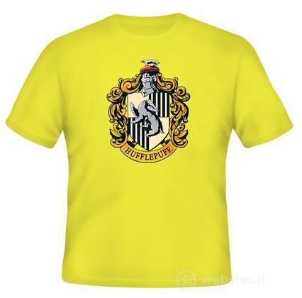 T-Shirt Harry Potter Hufflepuff L