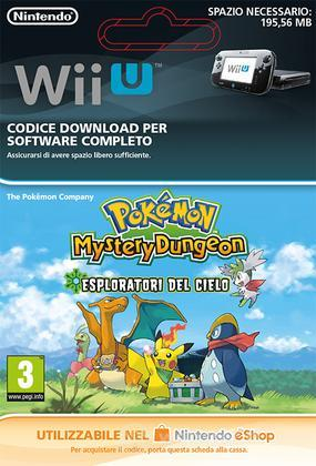 Pokemon Mystery Dung.: Explorers of Sky
