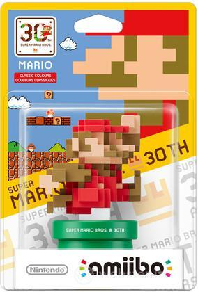 Amiibo Mario 30th Ann. Classic