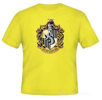 T-Shirt Harry Potter Hufflepuff S