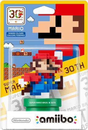 Amiibo Mario 30th Ann. Modern