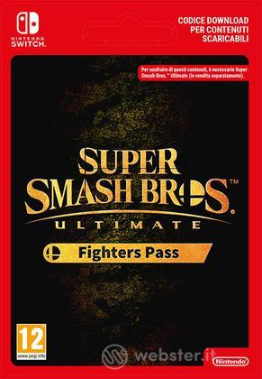 SSB Ultimate Fighters Pass