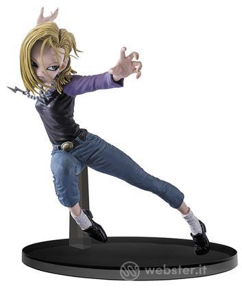 Figure Dragonball Androide C18 Action Ed