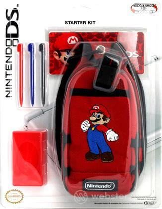 BD&A DS/NDS Lite Mario Mini Pack Kit