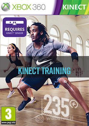 Kinect Nike Training