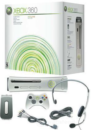 XBOX 360 Pro+Viva Pinata+Forza 2 Motors.