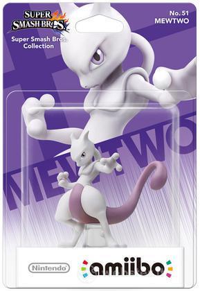 Amiibo Mewtwo