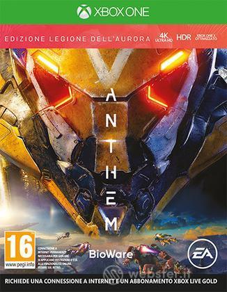 Anthem - Edizione Legione Dell'Aurora