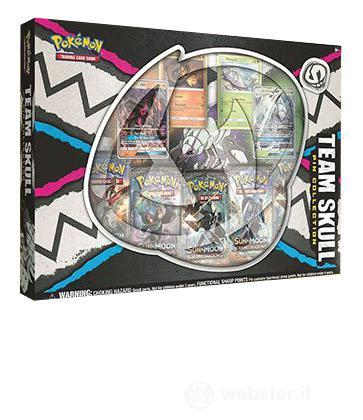 Pokemon Team Skull Pin Collection UK