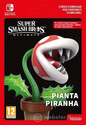 Smash Bro Ultimate Piranha