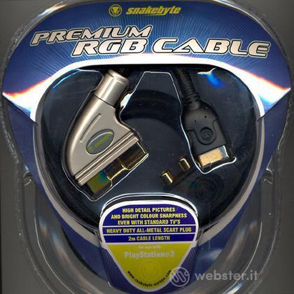 SUNFLEX PS3 - Premium RGB Cable