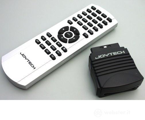 JOYTECH PSTWO - Telecomando DVD Silver