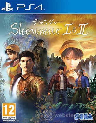 Shenmue HD I & II