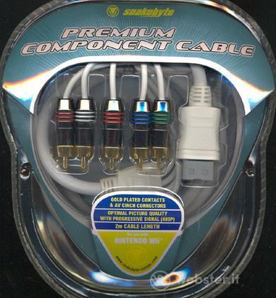 SUNFLEX WII - Premium Component Cable