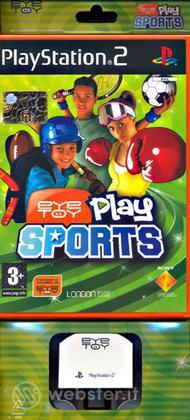 Eyetoy Play Sports + Cam