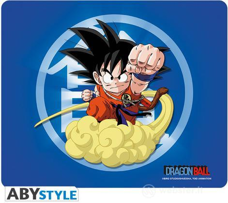 Mousepad Dragon Ball - Goku Nuvola