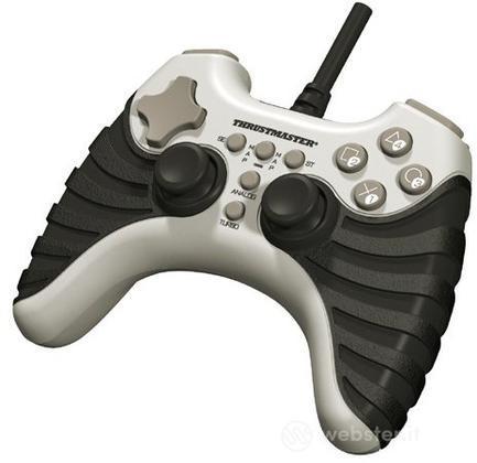 PS2/PC Joypad T-Mini Rumble Force - THR